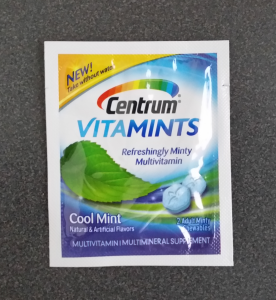 Free Centrum® VitaMints® sample